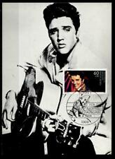 Elvis Presley. Maximumkarte(1). BRD 1988