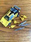 Vintage 1984 Hasbro Transformers G1 SUNSTREAKER Figure Complete For Sale