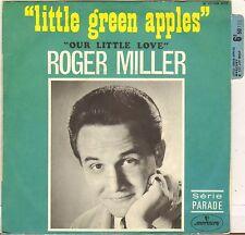 """ROGER MILLER """"LITTLE GREEN APPLES"""" 60'S SP MERCURY 127.334"""