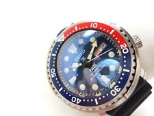 SEIKO DIVER'S AUTOMATIC SUBMARINER MODIFIED SKX NH36 'BUILT NOT BOUGHT TST TUNA'