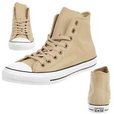 Converse CTAS HI Sneaker Chuck Unisex Leder Beige 165190C