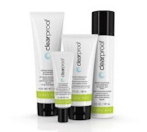Clear Proof®: Clear Proof® Acne System Set 4