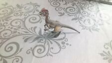 Figurine Dilophosaurus dinosaure safari collection