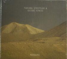 CD FABIANA STRIFFLER & QUIQUE SINESI - mahagoni, ovp
