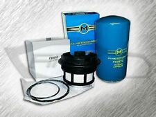 7.3L TURBO DIESEL 1 OIL FILTER & 1 FUEL FILTER (WITH CAP) KIT FOR FORD - WOW