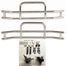 FOR Volvo VNL Grille Deer Guard (Bumper Guard) 2004-2017 with Brackets