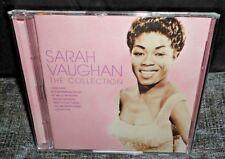 Sarah Vaughan The Collection (CD, 2005, 2-Disc)
