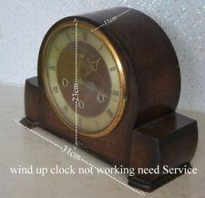 Smiths Antique/Vintage Antique Mantel & Carriage Clocks (1900-Now)