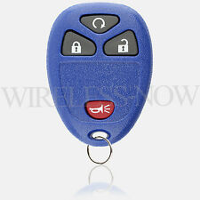 Car Key Fob Keyless Remote 3Btn Navy For 2012 2013 2014 2015 Buick Enclave