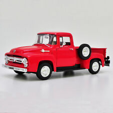 WELLY 1:18 Scale 1956 FORD F-100 PICK UP Diecast Car Model Collection New In Box