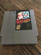 Super Mario Bros Original Nintendo NES Game Cart NE2