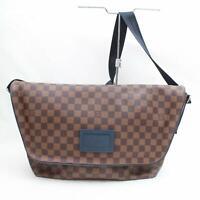 Authentic Louis Vuitton Shoulder Bag Sprinter GM N41256 Browns Damier 903123