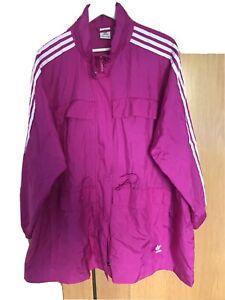 womens adidas jacket size 16