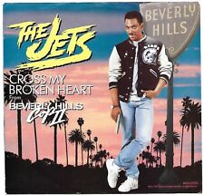 JETS, THE  (Cross My Broken Heart)  MCA 531213 + Picture sleeve