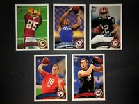 2011 TOPPS FOOTBALL CARDS YOU CHOOSE NFL CARD FREE SHIPPING