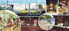 Spenger's Fish Grotto - Berkeley Pier Fresh seafood California history Postcard