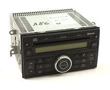 Nissan Qashqai J10 Autoradio Radio CD 28185JD05A Bj2009