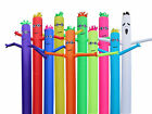 10FT 3M Air Sky Inflatable Tube Dance Puppet Wind Flying For 18'' Blowe Dancer