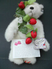Annette Funicello Limited Edition Stawberry Jam Bear