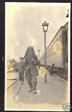 RUSSIA TYPE SIBERIA 1917 TRAIN VLADIVOSTOK PETERSBURG b