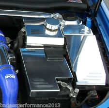 VAUXHALL ASTRA VXR, ZAFIRA, FUSE COVER,,POLISHED ALLOY,polished covers.