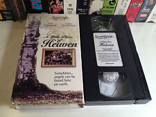 A Little Piece Of Heaven Rare Christian Family Drama VHS 1991 OOP HTF