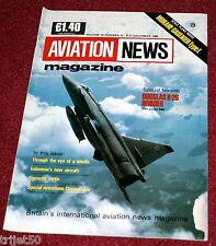 Aviation News 18.15 Douglas A26 Invader,Morane Saulnier