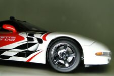 Corvette 1 Chevy Vintage 12 Race Car 43 Sport 24 LeMans 18 Carousel White 64