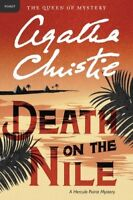 Death on the Nile (A Hercule Poirot Mystery) [New Book] Paperback