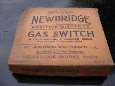 Newbridge Gas Lampada ACCENDINO TELERUTTORE Set, Electro CATALITICA IN BACHELITE