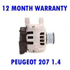 PEUGEOT 207 1.4 HATCHBACK 2006 2007 2008 2009 - 2015 RMFD ALTERNATOR