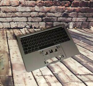 "Apple MacBook Pro 13"" A1706 2016 2017 Space Grey Palmrest UK Keyboard"