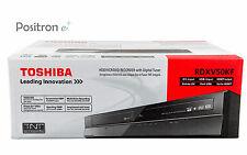 Toshiba rd-xv50kf - VHS-DVD -/HDD-grabador de vídeo grabadora/combi dispositivo + + nuevo + +