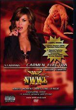 Carmen Electra Naked Women's WrestlingLeague NWWL Vol 1,2,3