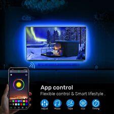 Ruban LED  D'AMBIANCE , guirlande lumière  pour TV/PC Moniteur, NOEL