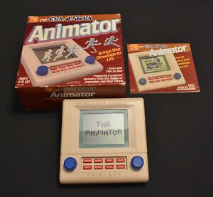The Etch a Sketch Animator by Ohio Art w/ Instructions + Original Box - TESTED!