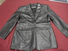 Wilson's Leathers Ladies Soft Leather Jacket Size Medium