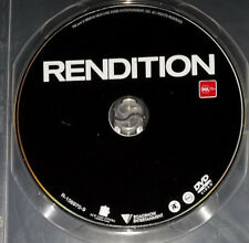 Rendition - Jake Gyllenhaal, Reese Witherspoon - DVD - Region 4 - Disc Only