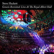 Genesis Revisited: Live at the Royal Albert Hall [Box] by Steve Hackett (CD, Jul-2014, 3 Discs, Inside Out Music)