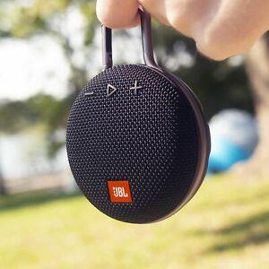 JBL CLIP 3 – Bluetooth Wireless Speaker Rechargeable / Waterproof -Black