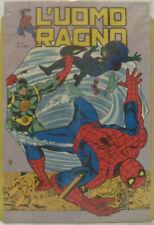 l'Uomo Ragno n° 1 Ed. Corno 1983 OTTIMO ++