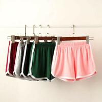 Women Ladies Casual Beach Summer Shorts Pants Sports Running Gym Yoga Hot Pants
