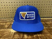 Vintage Interstate Batteries Hat NEW OLD STOCK Battery CAP