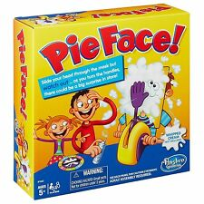 Pie Face-Fun filled Family Game of Suspense par Hasbro NEW-GRATUIT LIVRAISON RAPIDE