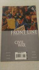 Civil War Frontline #6 October 2006 Marvel Comics Jenkins Bachs Lieber Weeks
