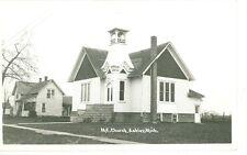 ASHLEY,MICHIGAN-M.E. CHURCH--RPPC-(RP#1-518)