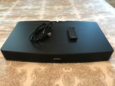 Bose Solo TV Speaker with Remote In the Box
