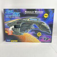 Star Trek The Next Generation Complete Romulan Warbird Playmates 1993 vehicle US