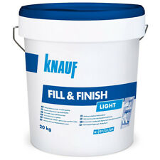 Knauf Fill/finish Light 20kg Sheetrock Spachtelmasse / Fugenspachtel