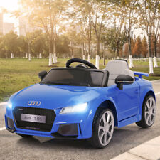 Audi TT RS Kids Ride on Car Licensed 12V 2 Motors Powerful Drive Electric Car